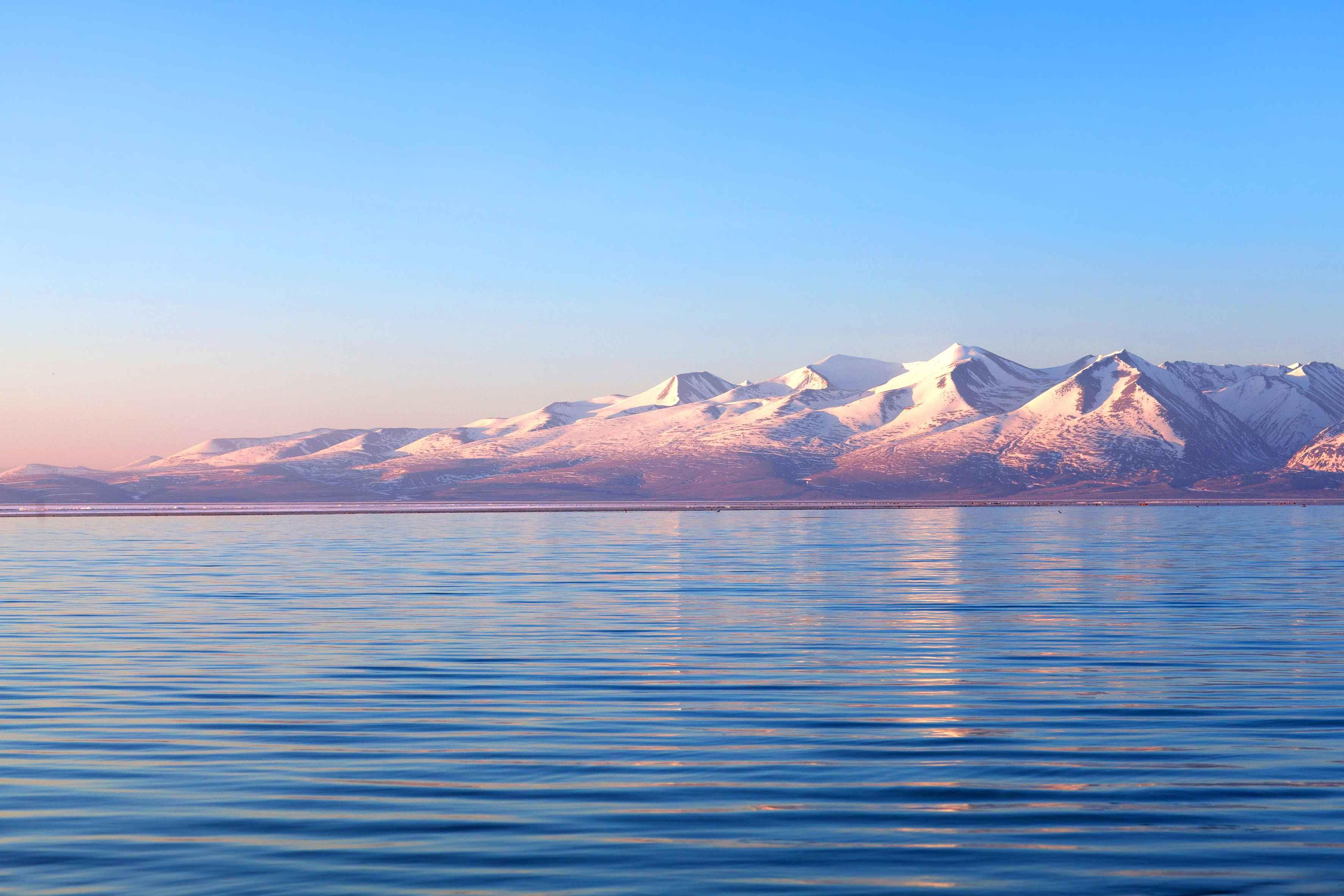 Manasarovar lake