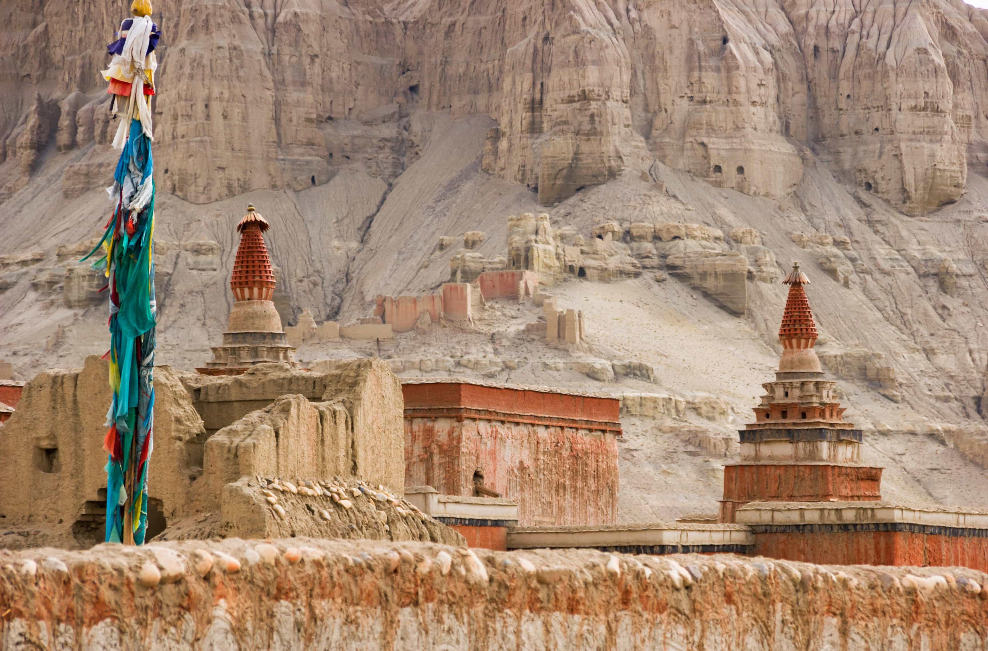 Tholing Monastery in Guge Kingdom