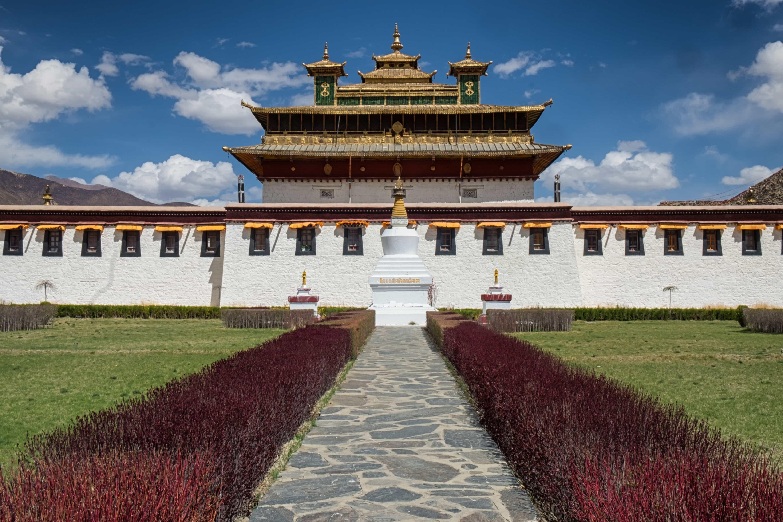 Samye Monastery the first monastery in Tibet