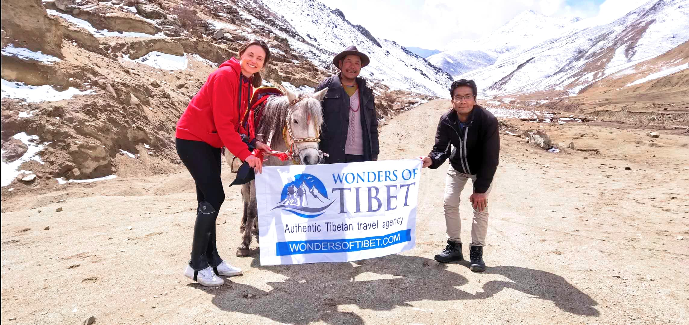 Traveling with Wonders of Tibet
