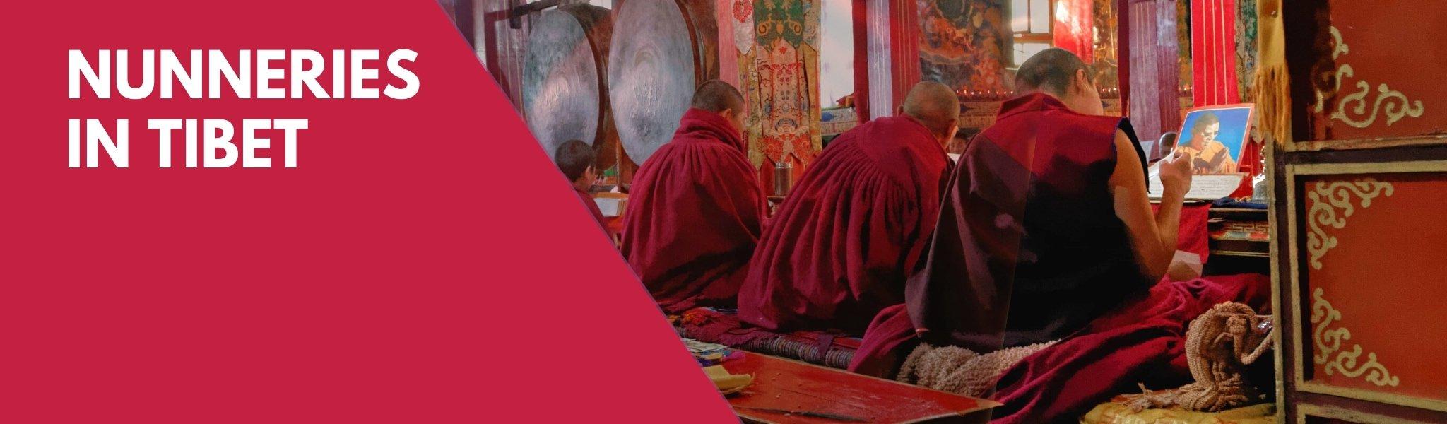 Nunneries-in-Tibet