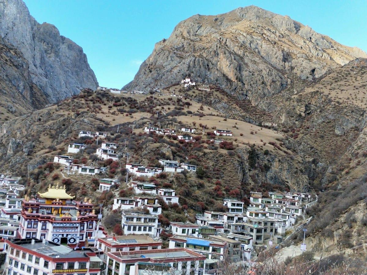 Tidrum nunnery, Tibet
