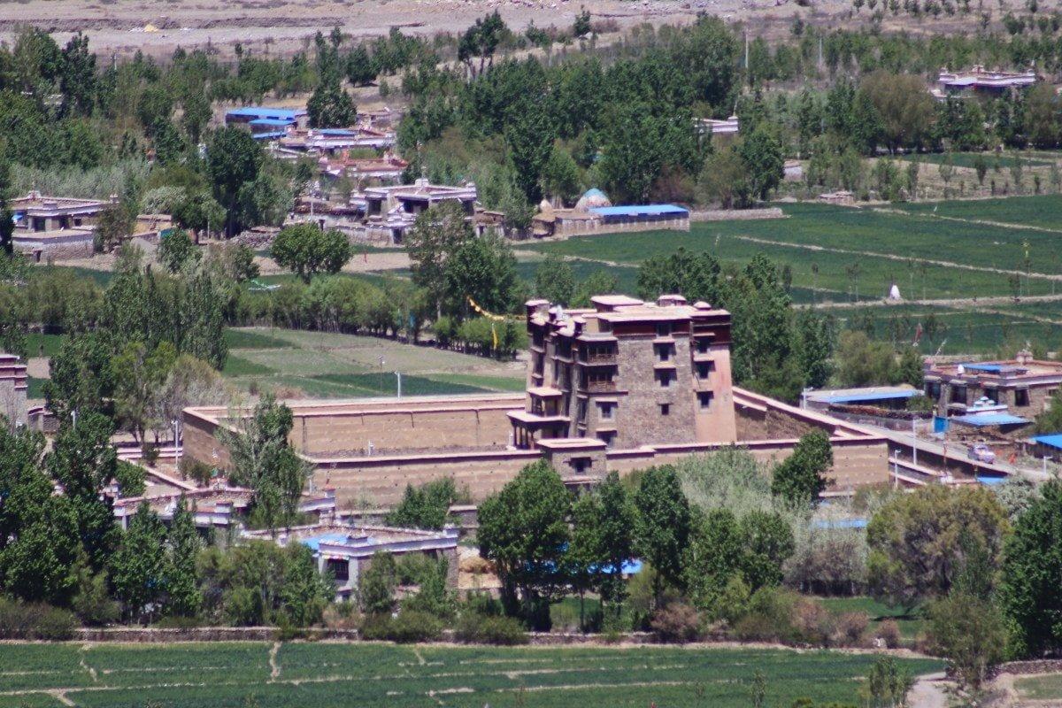 Namseling Manor, Tibet